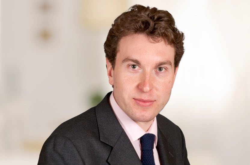 """Chambers High Net Worth Awards 2019: Ben Parry-Smith shortlisted as a """"Rising Star"""""""