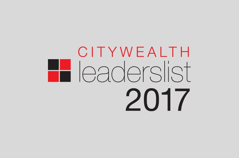 Citywealth Leaders List 2017