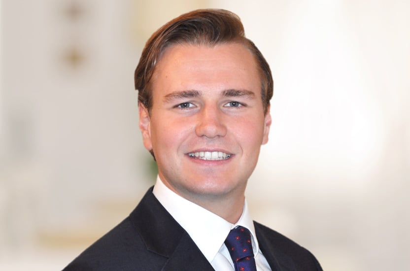 Family Law Awards 2020: Joshua Moger shortlisted for Family Law Young Solicitor of the Year