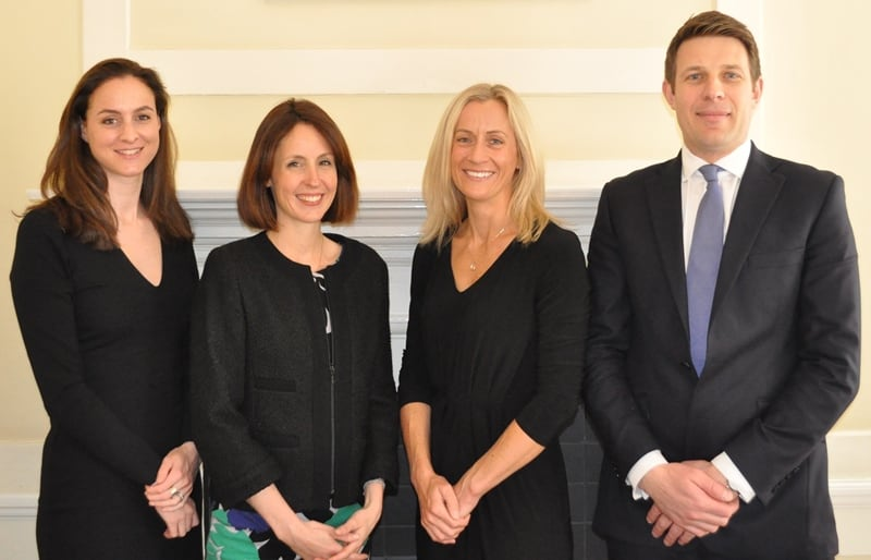 Payne Hicks Beach announces four substantial promotions