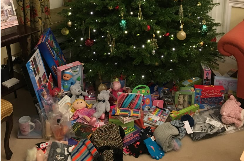 Salvation Army Gift Appeal 2018